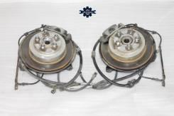 Свап задние дисковые тормоза (комплект) Subaru Forester SF5 26310AA051