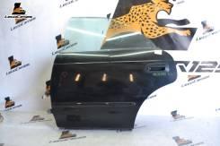 Дверь задняя левая в сборе Toyota Mark 2 JZX90 (LegoCar)