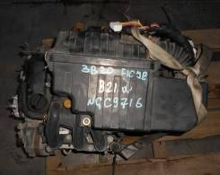 ДВС с КПП, Nissan 3B20 - CVT F1CJB FF B21W 38 000 km коса+комп