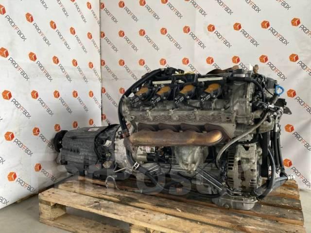 Контрактный двигатель Mercedes S-class W221 M273.961 5.5I, 2007 г.