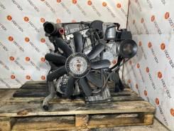 Контрактный двигатель в сборе Мерседес OM602, 1996 г.