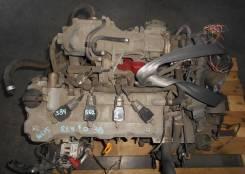 ДВС с КПП, Nissan QG15-DE - AT RE4F03B FF Y11 электро дроссель коса+ко
