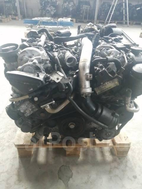 Контрактный двигатель Mercedes CLS C219 OM642 3.0 CDI, 2007 г.