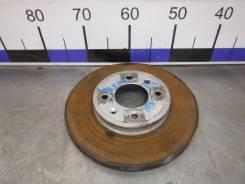 Тормозной диск Hyundai Solaris 2012 [517120U000] G4FC, передний 517120U000