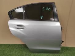 Дверь задняя правая G1U Subaru Impreza G4 GJ 2012-2017гг
