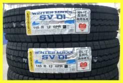 Dunlop Winter Maxx SV01, 145R12