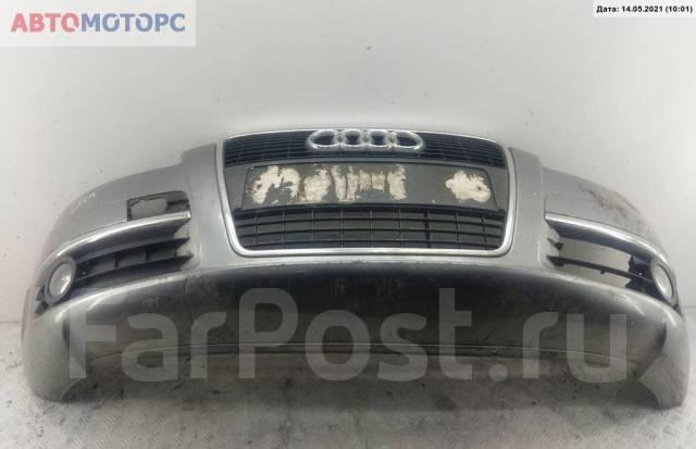 Бампер передний Audi A6 C6 2007 (Универсал)