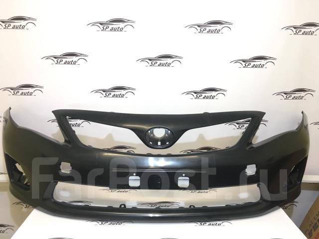 Бампер передний Toyota corolla 150 2009-2012 рестайлинг