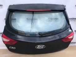 Дверь багажника на Hyundai I30 2011-2017 (GD)