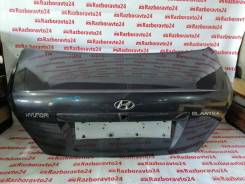 Крышка багажника Hyundai Elantra 2002 XD G4ED