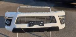 Бампер передний Toyota Hilux TRD GUN125 Япония оригинал б/п l6693