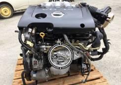 Контрактный Двигатель Nissan, проверенный на ЕвроСтенде в Челябинске.