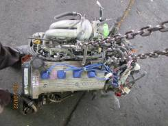 ДВС с КПП, Toyota 5E-FE - AT 4WD 16Valve