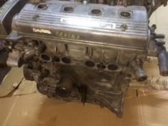 Двигатель в сборе toyota 5a-fe
