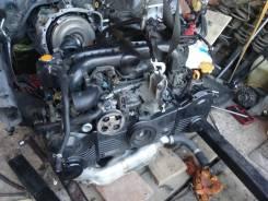 Двигатель Subaru EJ20X в разборе