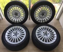 Продам комплект оригинальных колес в сборе на Мерседес