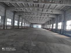 Складское помещение 2500 кв. м. 2 500,0кв.м., ул. Космомольская, р-н Жд вокзал