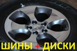 ЕСТЬ Видео! Колёса с шинами =JEEP Wrangler= R18 (# 129477)