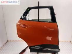 Дверь задняя правая Renault Captur 2014 (Внедорожник 5дв. )