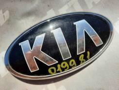 Эмблема передняя Kia Ceed 2012 Киа Сид 86310A2000