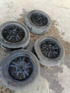 Продам комплект летних колёс на литье с Toyota Prius 30