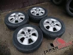 Комплект зимних колес Nissan 215/60 R16