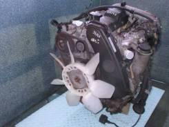 Двигатель Toyota 1KZ-TE ~Установка с Честной гарантией~ в Новосибирск