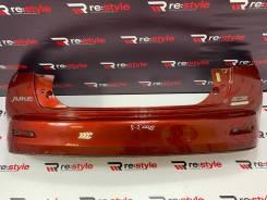 Бампер задний Nissan Juke (YF15) 2010-2014 год красный 0270