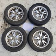 Комплект колес на литых дисках Toyota Prius №3526