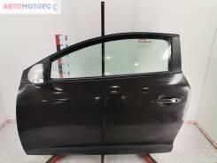 Дверь передняя левая Renault Megane 3 2010 (Хетчбэк 3дв. )