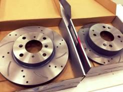 Перфорированные тормозные диски G-Break / замена в сто /доставка по РФ GFR-21046R