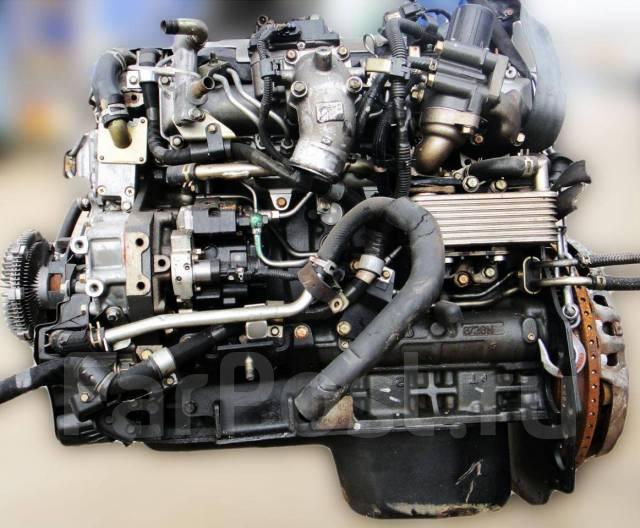 Двигатель контрактный для грузового транспорта Mitsubishi в Москве
