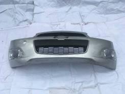 Бампер передний Chevrolet Aveo T300