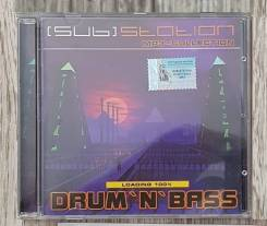 Диск музыкальный, MP3, 1 шт, новый, стиль музыки Drum'n'Bass