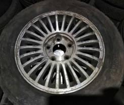 Пора колёс 205/65R15 5*114,3