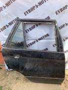 Правая задняя дверь черная BMW X5 E53
