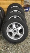 Dunlop на дисках Bridgestone