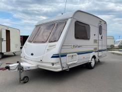 Sterling Caravans Europa. Компактный Sterling 2001г 750кг с палаткой. Под заказ