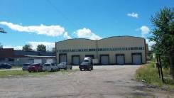 Теплый склад на Строительной (Беспылевые полы). 1 100,0кв.м., улица Строительная 23, р-н Индустриальный