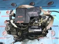 Двигатель + АКПП Suzuki MR Wagon MF21S, K6A №33