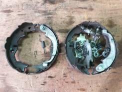 Колодки ручника Toyota Mark2 [4654051010] GX110 1G-FE, задние 4654051010