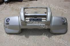 Бампер передний на Mitsubishi Pajero 3 V65W V75W V68W V78W