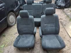 Сиденья, салон Toyota Alphard ANH15 2005 рестайлинг 042 71071-58110-B0