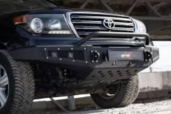 Бампер силовой передний для Toyota LAND Cruiser 200 2008-2015