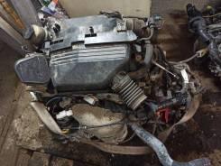 Двигатель 2AZ Toyota Alphard ANH15 2005 рестайлинг 042