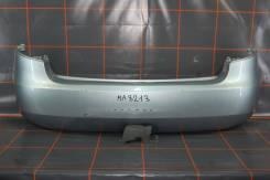 Бампер задний - Skoda Fabia 2 (2007-н. в. )