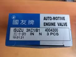 Клапан впускной V4004300 30x7x101.3 1045 V4004300