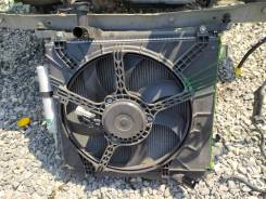 Радиатор Nissan note 12