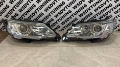 Комплект фар под ксенон для Toyota Camry 55 2014-2017г