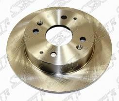 ДИСК Тормозной ST-42510-S0A-000 для Honda задний производитель SAT Китай 42510-S0A-000 GR01325 размер 260-9-49.4 ST42510S0A000